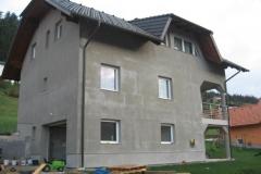 Enodružinska hiša (Gaberke, Slovenija)