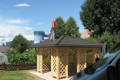 Vrtni paviljon (Pesje, Slovenija)